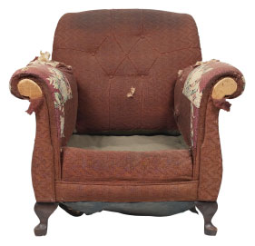 Furniture Medic of Windsor Upholstery and Leather Furniture Repairs and Restoration Before